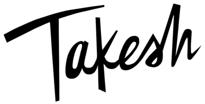 Takesh Eyewear logo