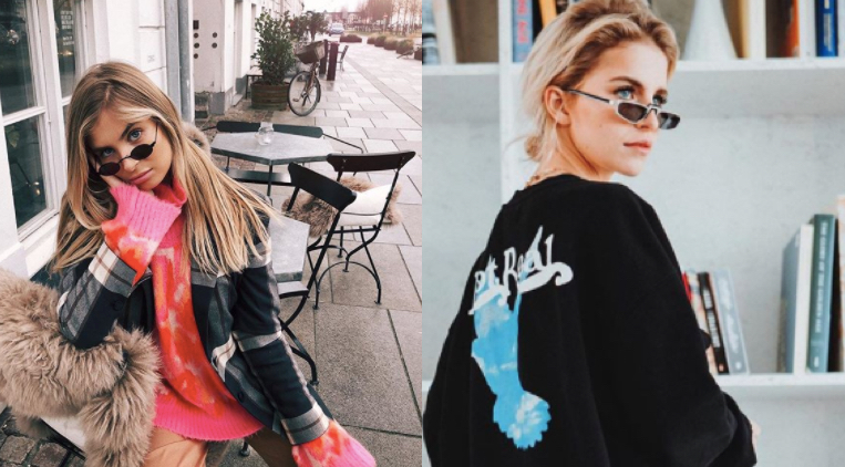 11 Top Eyewear Styles This Week Spotted on Instagram Eyewear Influencer Blogger