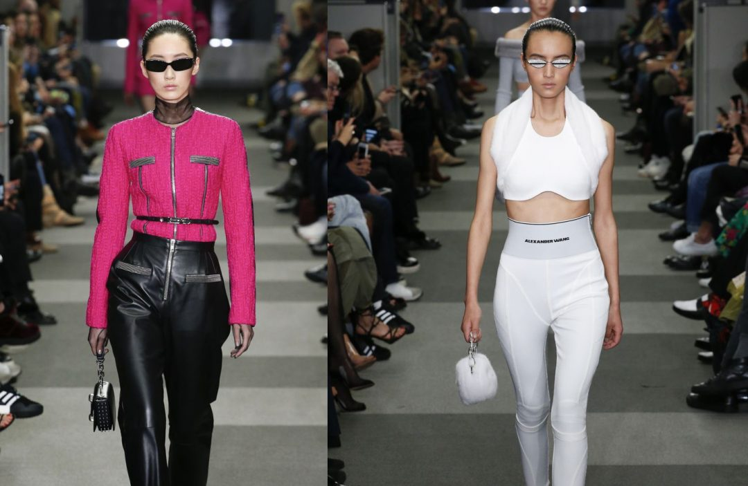 Gentle Monster's Latest Collaboration with Alexander Wang for NYFW 2018 Fashion Week Glasses Sunglasses