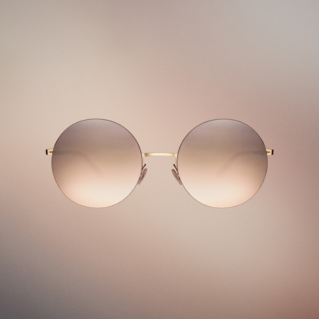 MYKITA LESSRIM's Ultra-light Prescription Glasses
