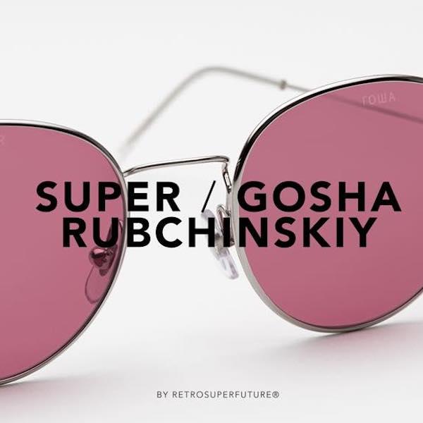 SUPER x Gosha Rubchinskiy S/S 2018 Collection
