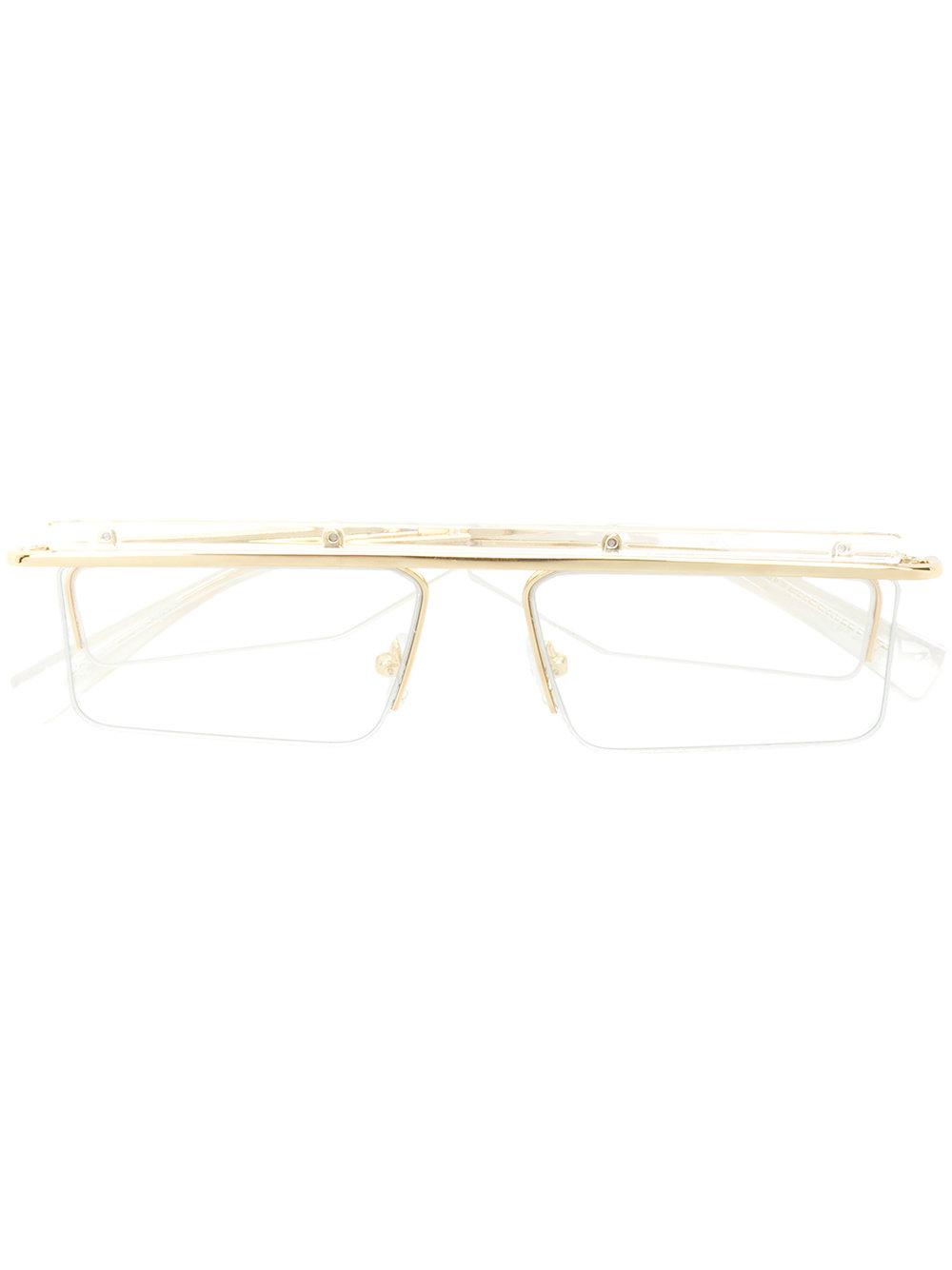 5 le specs designer eyeglasses online eyeglasses brands list buy optical prescription frames 1 Jacques Marie Mage face a face