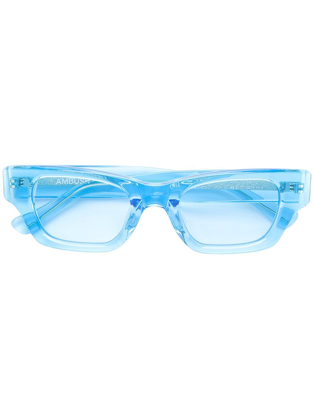 Ambush illesteva ivory baxter narrow sunglasses narrow rectangular sunglasses small sunglasses trend 90s sunglasses where to buy tiny sunglasses tiny 90s sunglasses narrow frame sunglasses tiny sunglasses trend