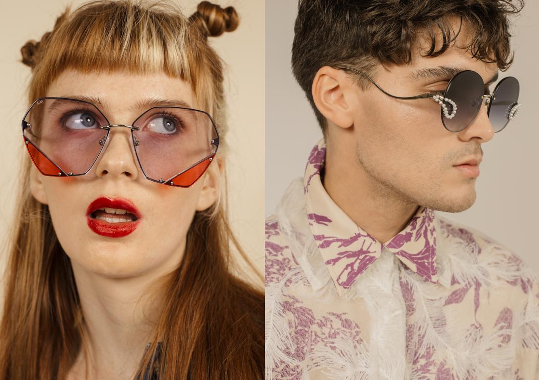 Breaker Procrastinator Oddball The Class of FAS (For Art's Sake) with 8 Personalities and 18 New Eyewear Designs for 2018 Sunglasses Eyeglasses Buy Designer Good Girl Gone Bad