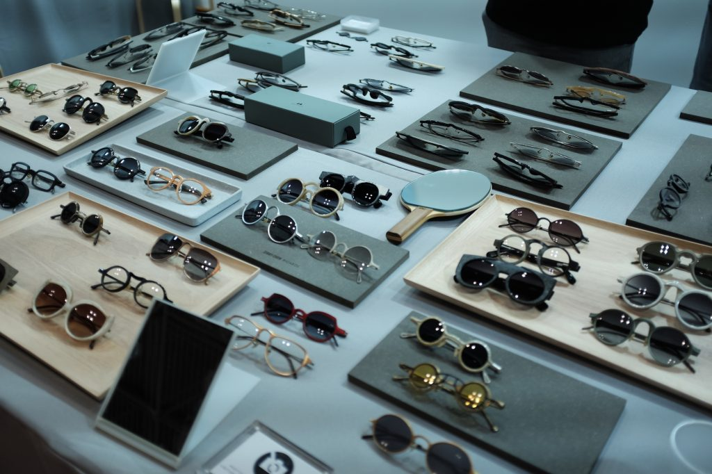 A Breakdown of The Coolest Eyewear Designs at Vision Expo East New York LA Eyeworks Rigards VAVA Boston Club Kuboraum MYKITA Valley Eyewear