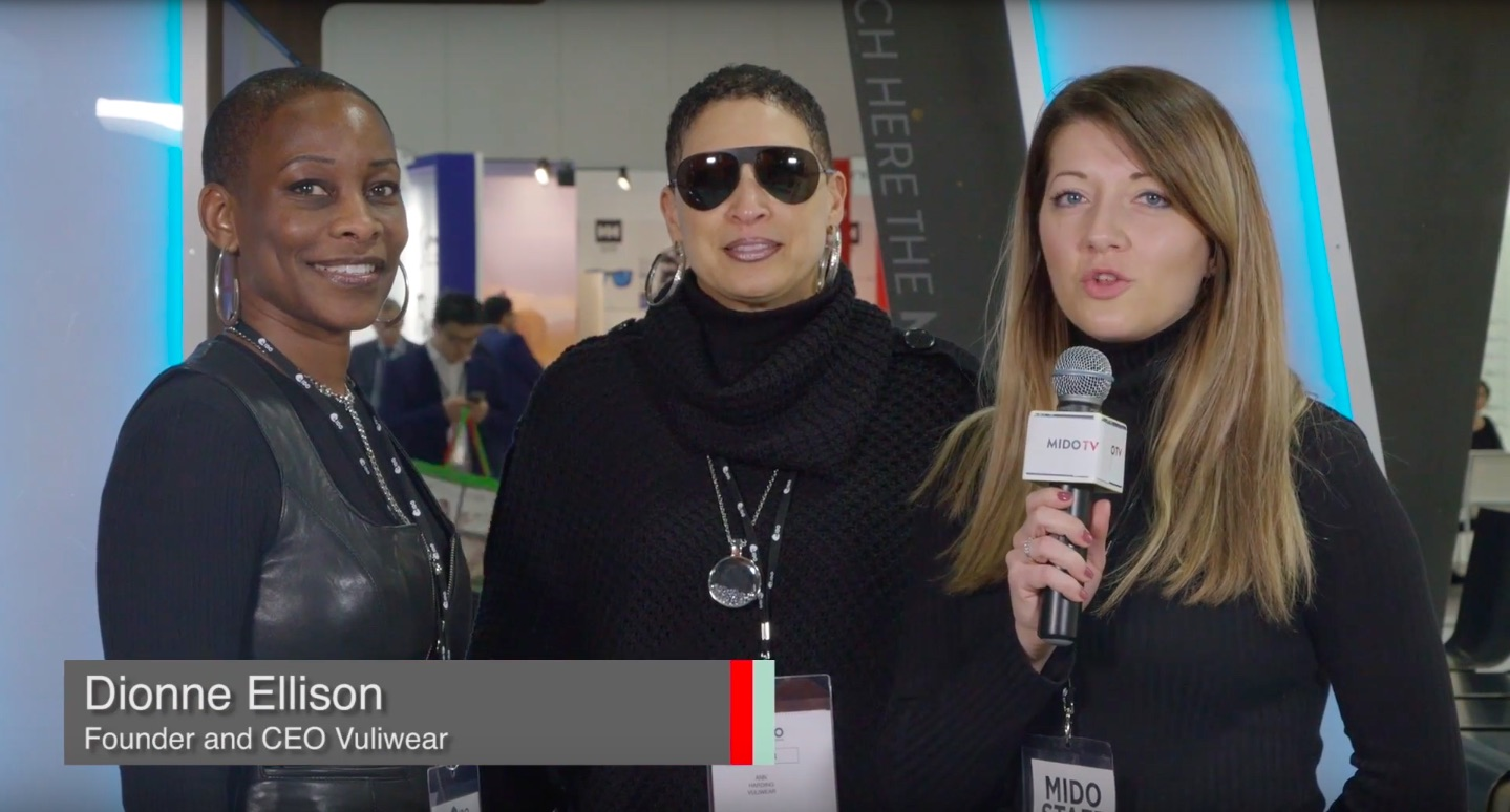 Meet Dionne, the Designer Who Made Design Eyewear Inspired by Insects at Mido and Vision Expo