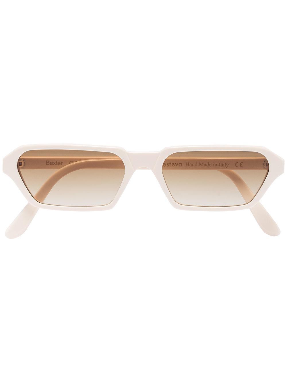 illesteva ivory baxter narrow sunglasses narrow rectangular sunglasses small sunglasses trend 90s sunglasses where to buy tiny sunglasses tiny 90s sunglasses narrow frame sunglasses tiny sunglasses trend