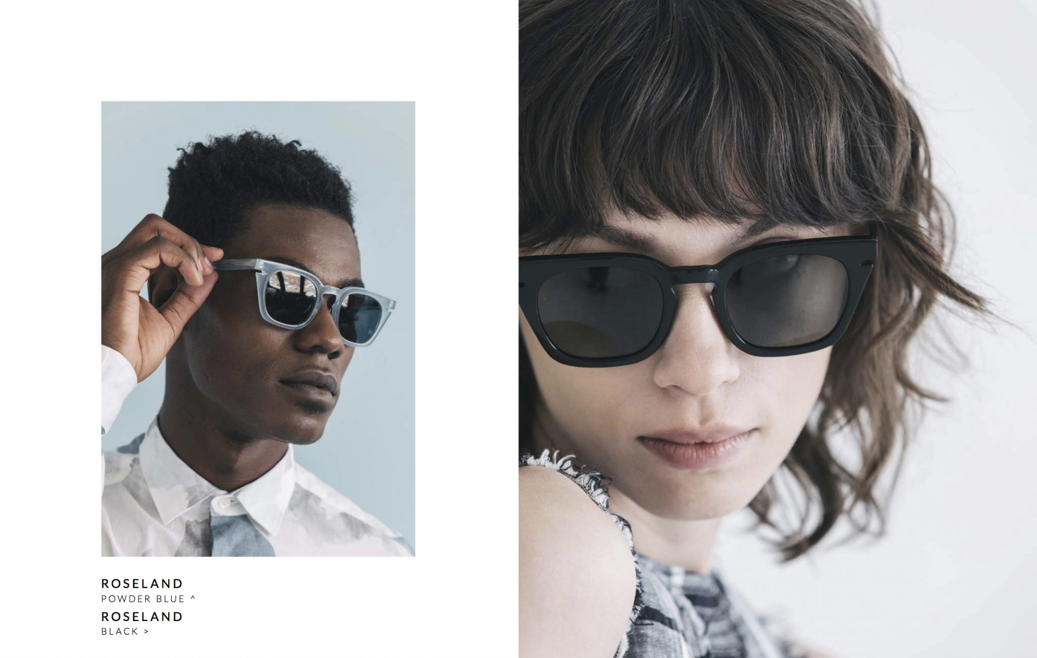Lowercase NYC Eyewear's Latest Spring 2018 Collection