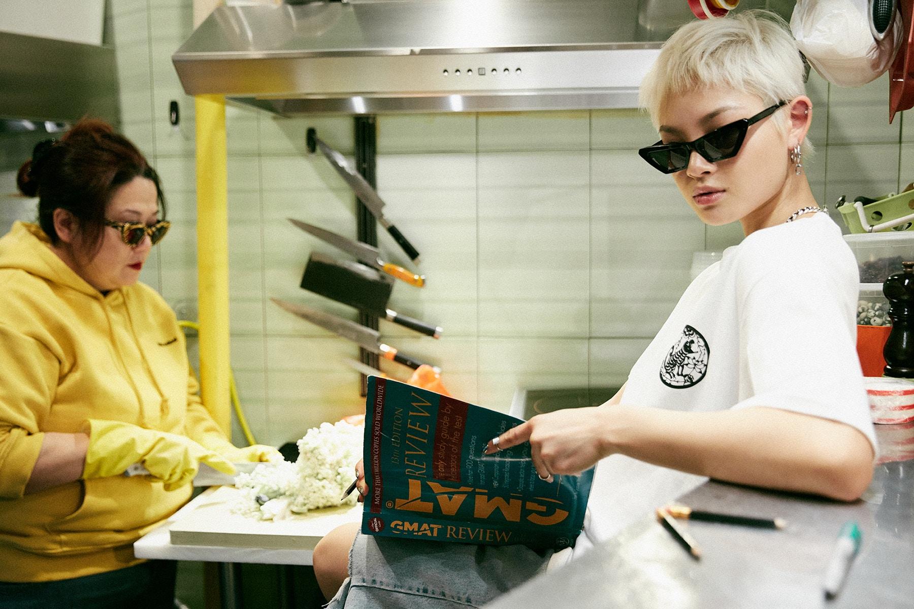 "Swedish Eyewear Designer Chimi Eyewear Collaborates with Korean Designer Sundae School For ""Tiger Mom"" Collaboration"