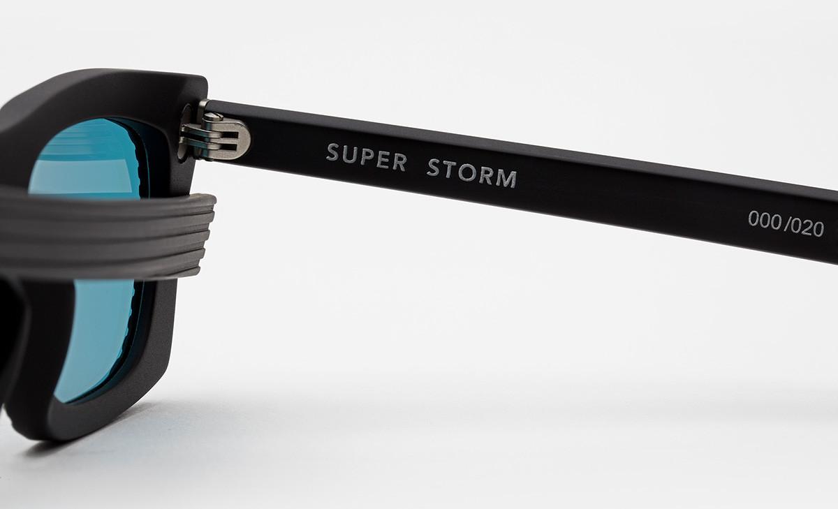 The Latest SUPER Sunglasses Collaboration with Retail Store Storm Copenhagen Buy Shop Online