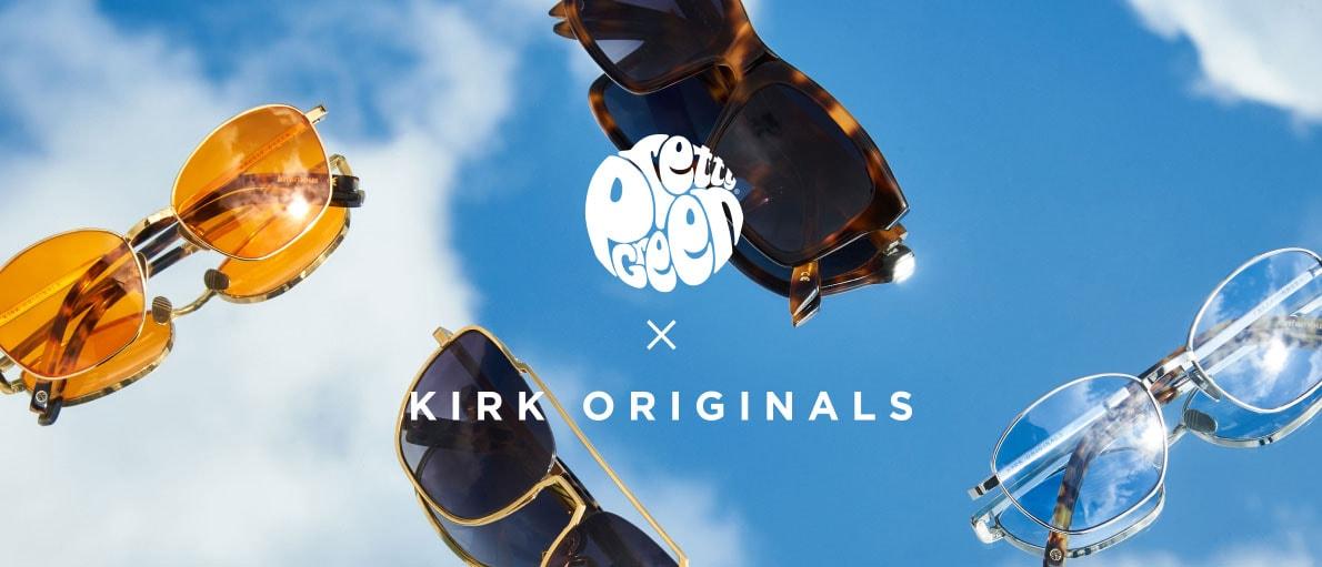 PRETTY GREEN X KIRK ORIGINALS