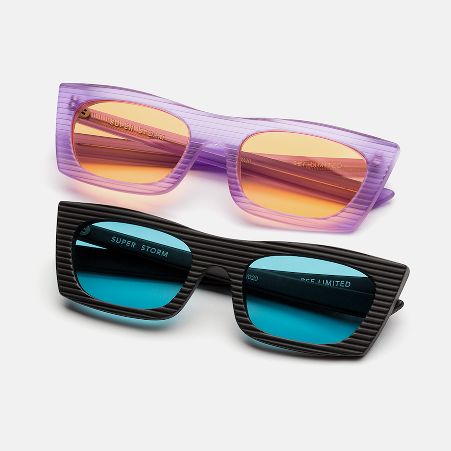 The Latest SUPER Sunglasses Collaboration with Retail Store Storm Copenhagen Buy Shop Online