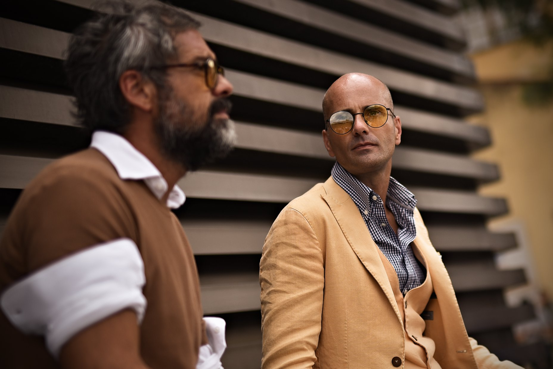 The Best Glasses Street Style Looks From Pitti Uomo's Spring 2019 Menswear Shows in Florence Men Eyewear Style