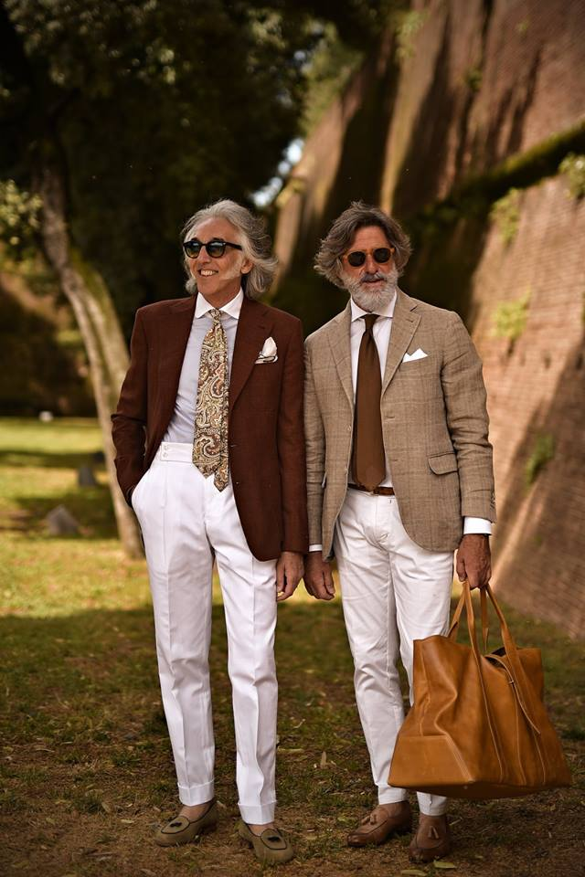 The Best Eyewear Street Style Looks Spotted At Pitti Uomo S Spring 2019