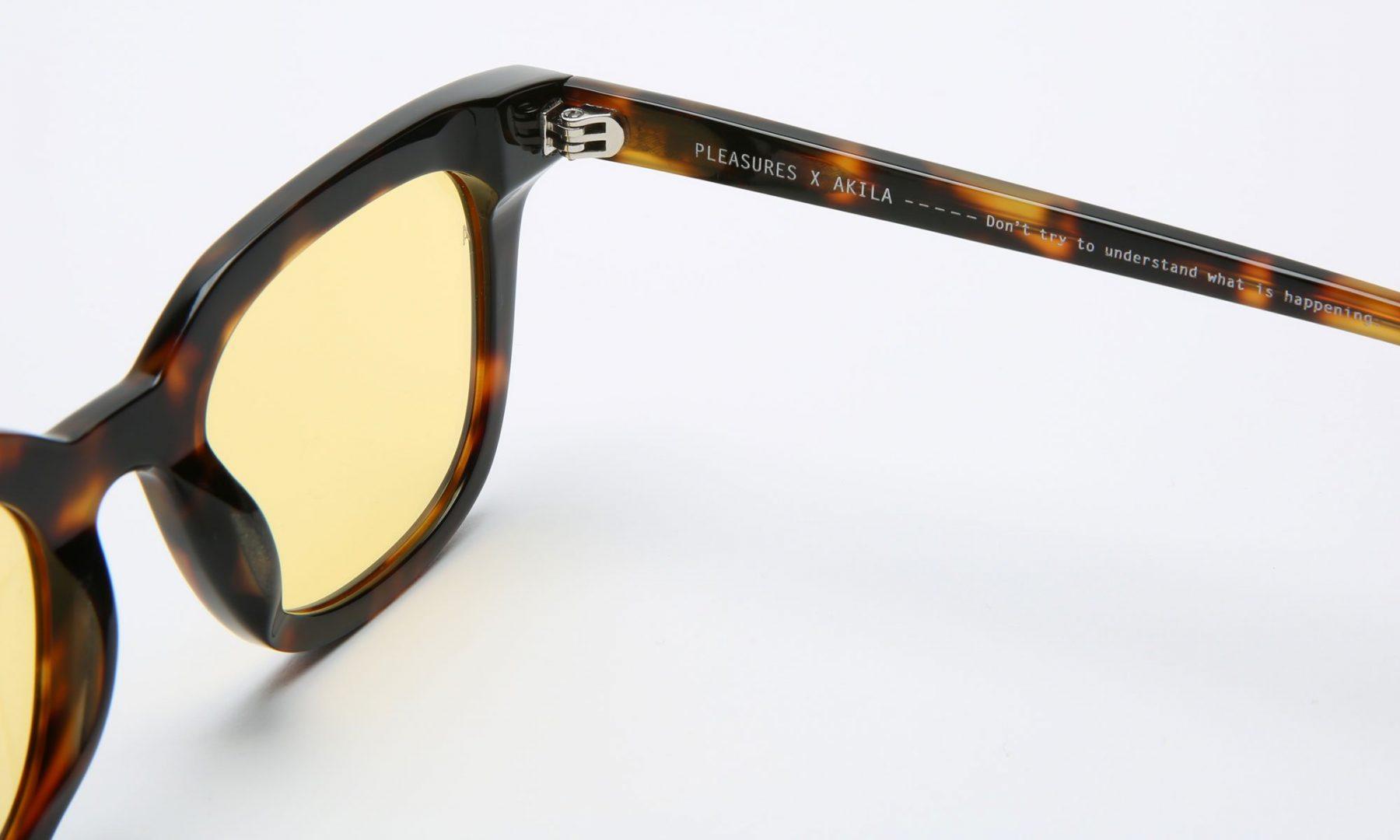Pleasures Exclusive Collaboration with Akila Eyewear