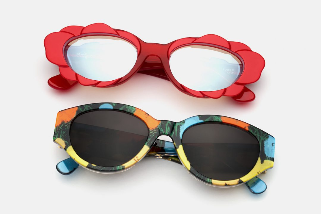 The Latest SUPER x Andy Warhol Sunglasses Designs Are Here Shop Buy Online Latest Collaboration