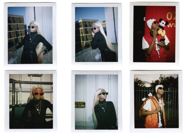 Latest Collaboration between Places+Faces x Gentle Monster Sunglasses