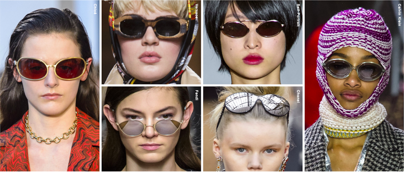 10 Latest Fashion Trends For Women S Eyewear For A W 2019