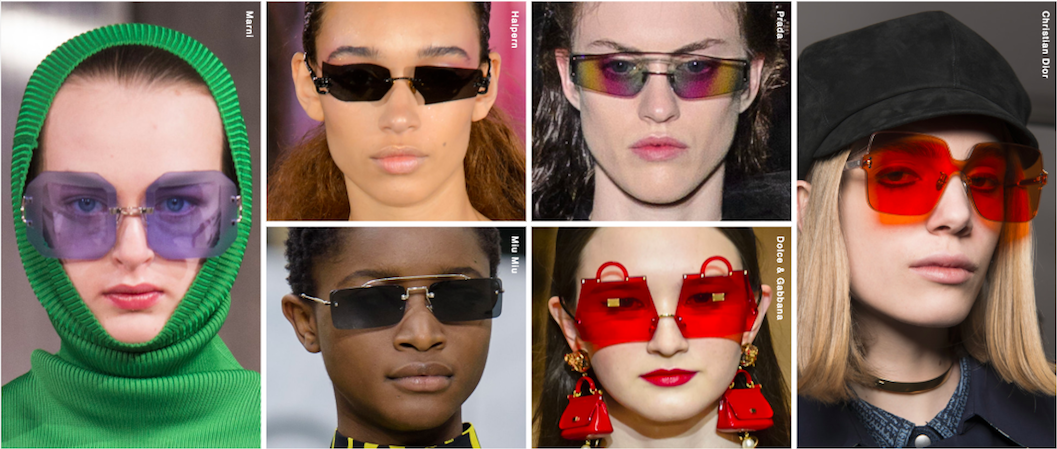 e78548434695 12 Latest Fashion Trends for Women's Eyewear for A/W 2019 Shop Buy Designer  Cool