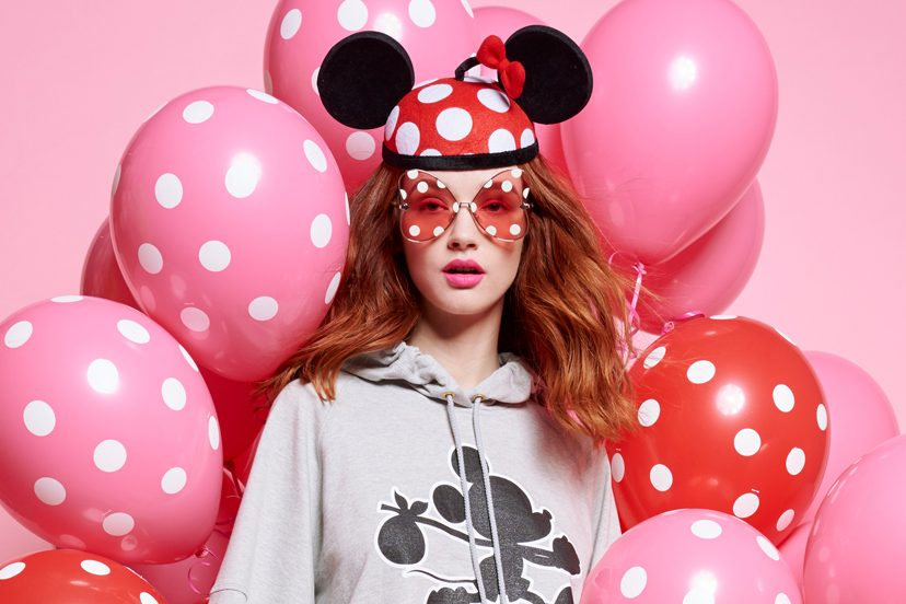Karen Walker x Disney Collection 2018 We Love Glasses Fashion Collaboration