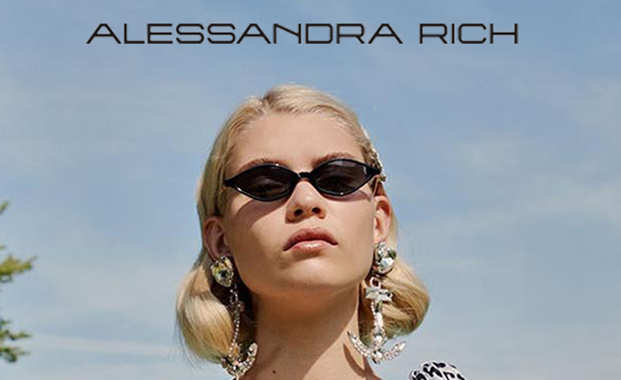 Alessandra Rich x Linda Farrow's Collection Three is Here