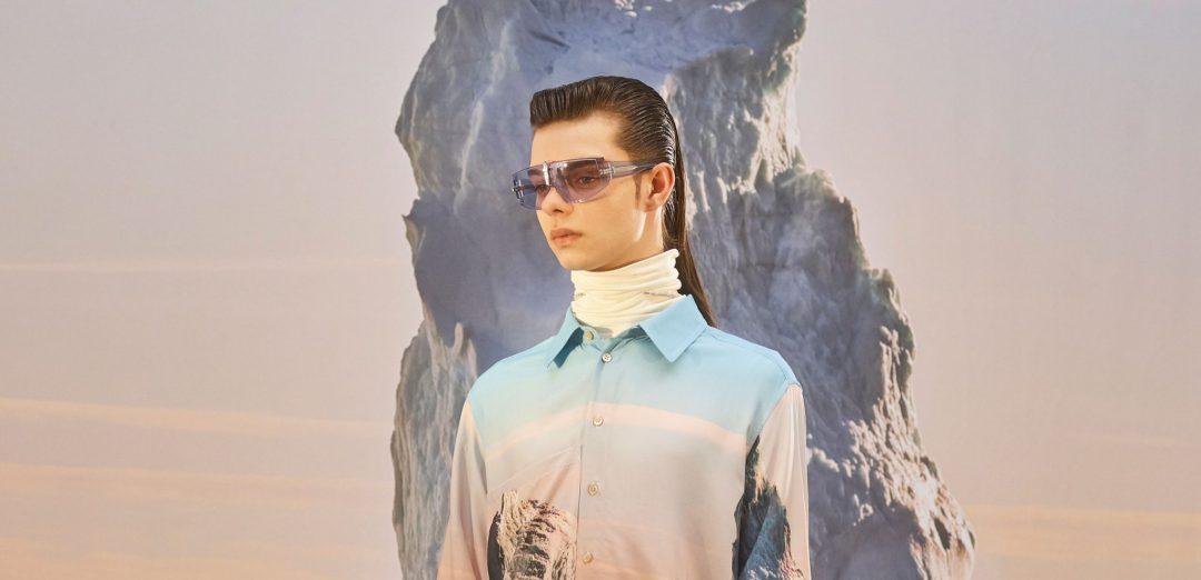 AMBUSH x Gentle Monster Sunglasses Yoon Collaboration Zip Tie Sunglasses 2019