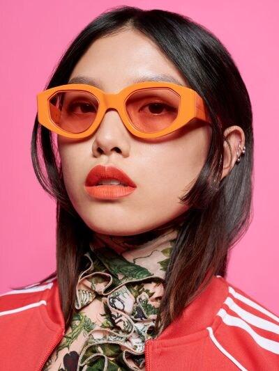 Karen Walker KUBORAUM BERLIN buy shop online rainbow trend 2020 sunglasses fashion runway shopping
