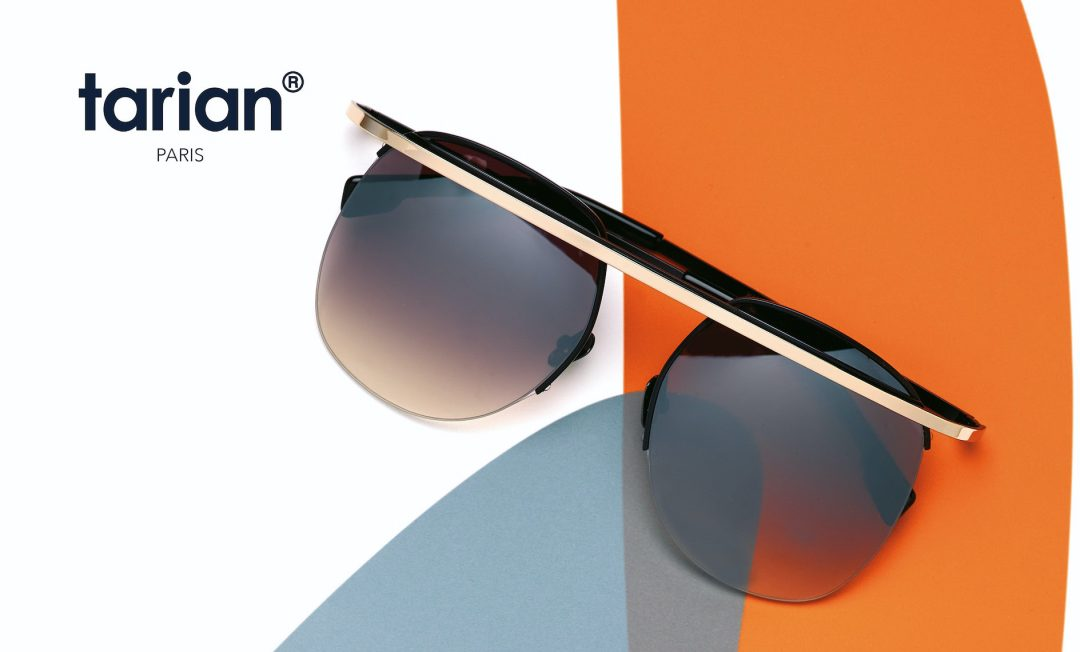 Eyewear Designer Jeremy Tarian's latest HORIZON eyewear collection