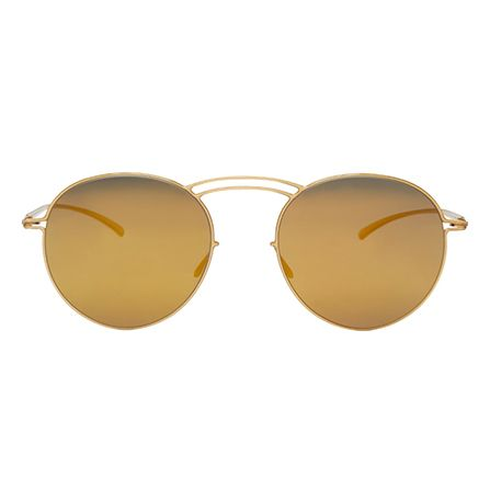 Maison Margiela Gold Mykita Edition MMESSE011 Sunglasses