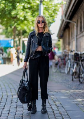 The Best Street Style From Copenhagen Fashion Week