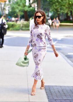 Celebrity Eyewear Street Style at Fashion Week Glasses Trend Gigi Hadid Kendall Jenner Victoria Beckham Rihanna