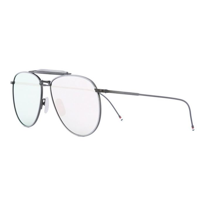 Men's Eyeglasses Glasses Eyewear Frames Trend Styles 2016 Double Bridge Glasses Thom Browne