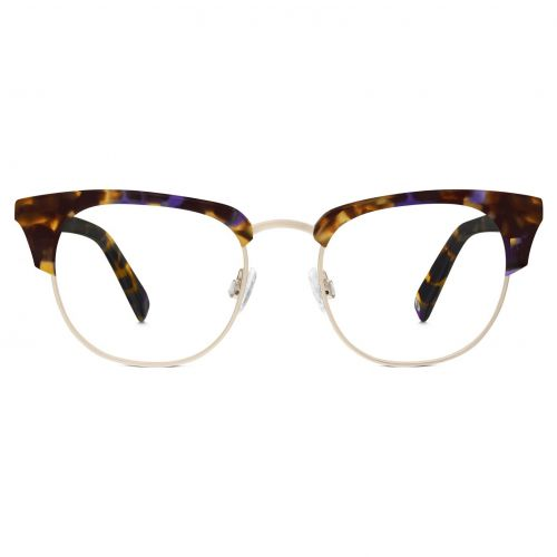 Addie Haskell Chamberlain Warby Parker Prescription Eyeglasses Trends 2016 Clear Glasses Optical percel-by-warby-parker