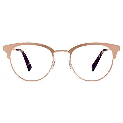 Blair Louise Addie Haskell Chamberlain Warby Parker Prescription Eyeglasses Trends 2016 Clear Glasses Optical percel-by-warby-parker