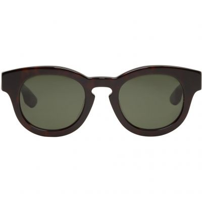 McQ Alexander Mcqueen Pink Round Sunglasses Sunglasses Sale Under $150 Cheap