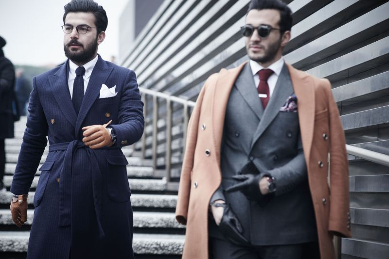 The Best Eyewear Street Style Spotted at Pitti Uomo 2017 Esquire