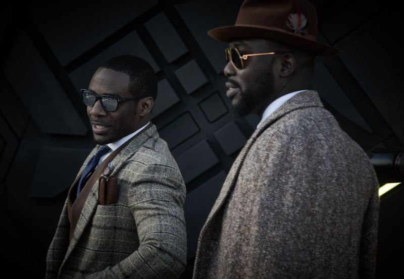 Mens Menswear Style Men The Best Eyewear Street Style Spotted at Pitti Uomo 2017 Esquire