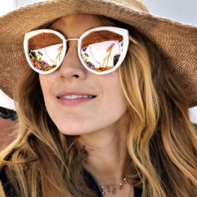 Lucy Hale Rita Ora Bella Hadid Blake Lively Kaia Gerber Kendall Jenner Nicole Richie Sofia Richie Katy Perry Lorde Hailey Baldwin 2017 Celebrity Eyewear Sunglasses Trends Streetstyle Eyewear Sunnies