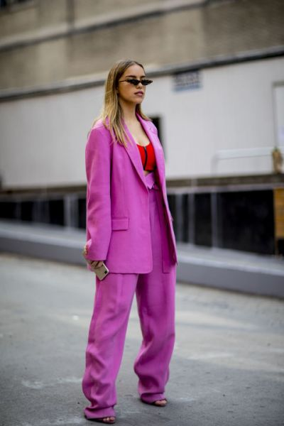 The Best Sunglasses Spotted At New York Fashion Week Spring Summer 2018
