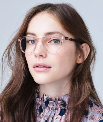 Our Favourite Warby Parker Designed Prescription Glasses Cora