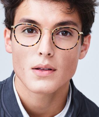 Logan Louise Dewey Our Favourite Warby Parker Designed Prescription Glasses Cora